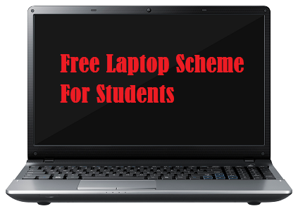 Free Laptop Scheme For Students