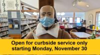 Library Service Announcement