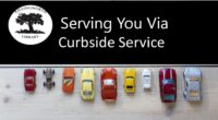 Library Open for Curbside Pickup