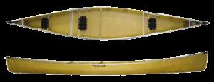 Wenonah Seneca Canoe - www.PaddlePeople.us