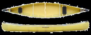 Wenonah 17 Wenonah Canoe - Ulta-light w/Kevlar - www.PaddlePeople.us