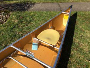 Wenonah Spirit 2 Kevlar Canoe - www.PaddlePeople.us