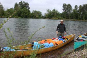 Wenonah Seneca Kevlar Canoe - www.PaddlePeople.us - Jeff Catlin - Oregon