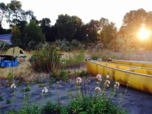 Wenonah Encounter Kevlar Canoe Columbia River - www.PaddlePeople.us