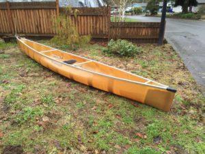 Wenonah Encounter Kevlar Canoe - www.PaddlePeople.us