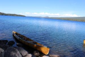 Wenonah Minnesota 3 Kevlar Canoe - www.PaddlePeople.us