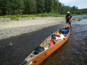 Wenonah Minnesota 3 Kevlar Canoe - www.PaddlePeople.us - Jeff Catlin