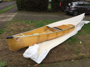 Wenonah Kevlar Seneca Canoe - www.PaddlePeople.us Oregon