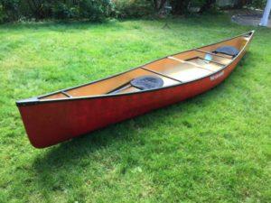 Wenonah Spirit 2 Flex Core w/Kevlar Canoe ii - www.PaddlePeople.us