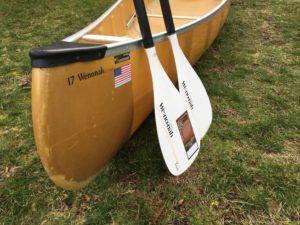 Wenonah 17 Wenonah Kevlar Canoe - www.PaddlePeople.us