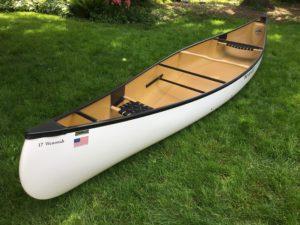 Wenonah 17 Wenonah Flex Core Canoe - www.PaddlePeople.us