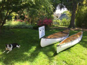 Wenonah 17 Wenonah Flex Core Canoe - Pixie Lydia McClellan - www.PaddlePeople.us
