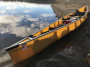 Wenonah Minnesota II Kevlar Canoe 2 - www.PaddlePeople.us