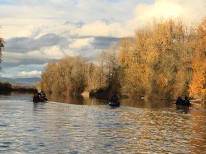 Wenonah Minnesota II Kevlar Canoe 2 Columbia River - www.PaddlePeople.us
