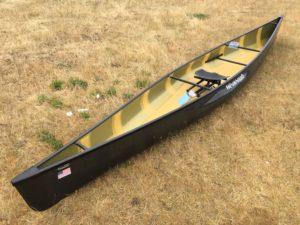 Wenonah Prism Graphite Canoe - www.PaddlePeople.us