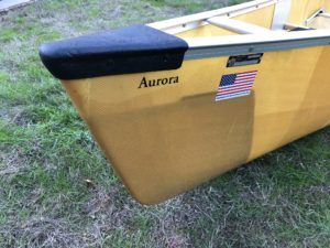 Wenonah Aurora Kevlar Canoe - www.PaddlePeople.us