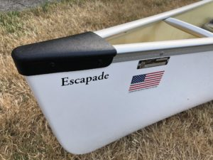 Wenonah Escapade Canoe - www.PaddlePeople.us