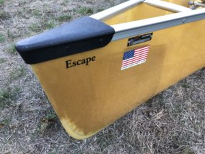 Wenonah Escape Kevlar Canoe - www.PaddlePeople.us