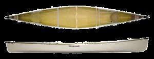 Wenonah Escape Canoe - www.PaddlePeople.us