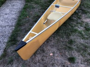 Wenonah Minnesota 2 Kevlar Canoe II - www.PaddlePeople.us