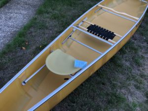 Wenonah Minnesota 3 Kevlar Canoe III - www.PaddlePeople.us