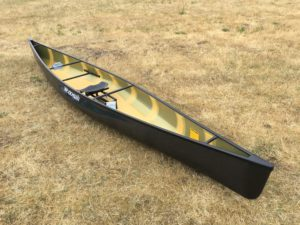 Wenonah Prism Graphite - Carbon Canoe - www.PaddlePeople.us