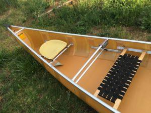 Wenonah Seneca Kevlar Canoe - www.PaddlePeople.us