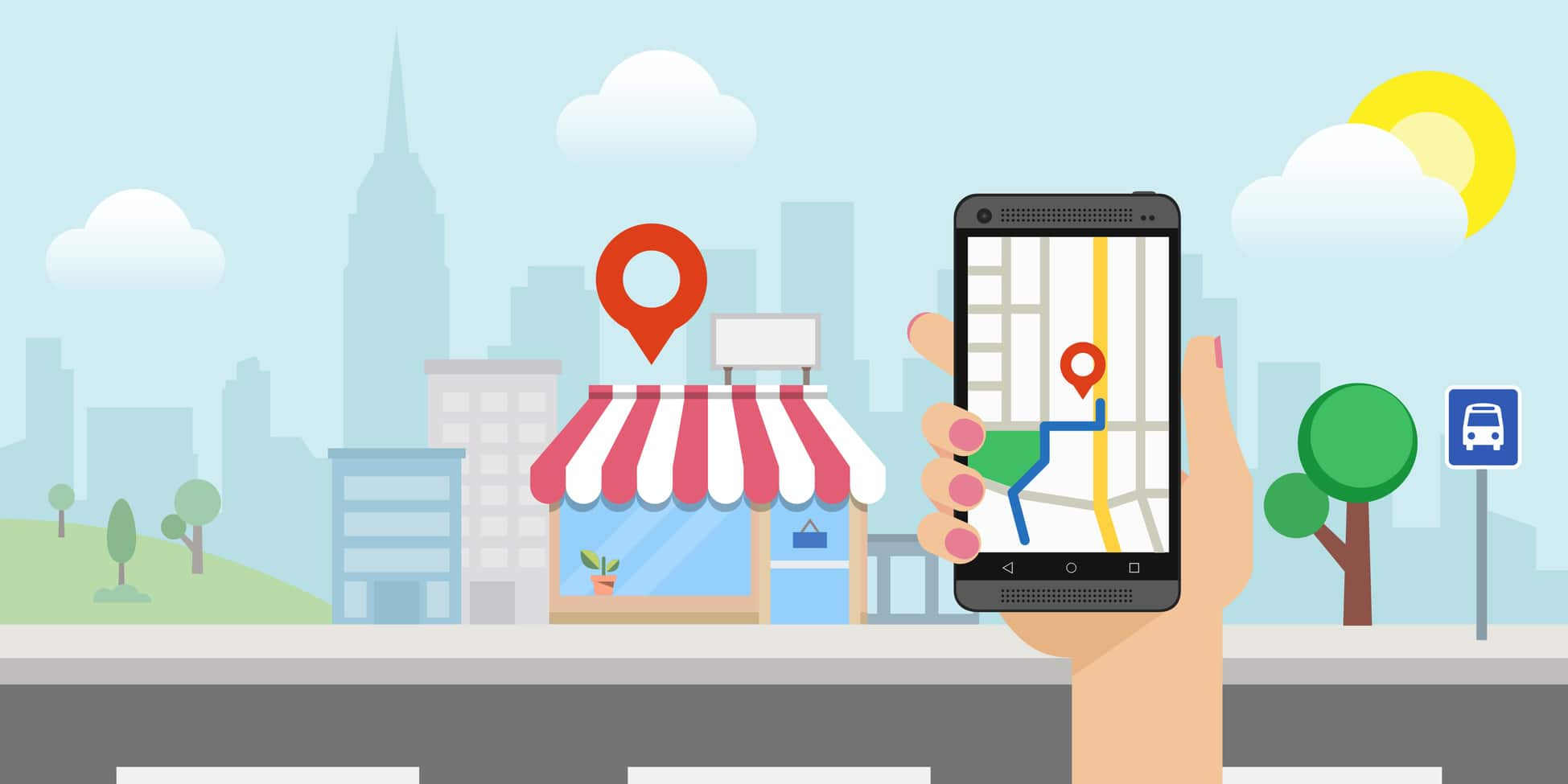 Business Location Marketing Services