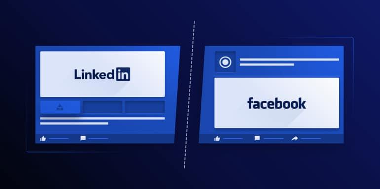 Facebook Vs LinkedIn For Marketing In 2019