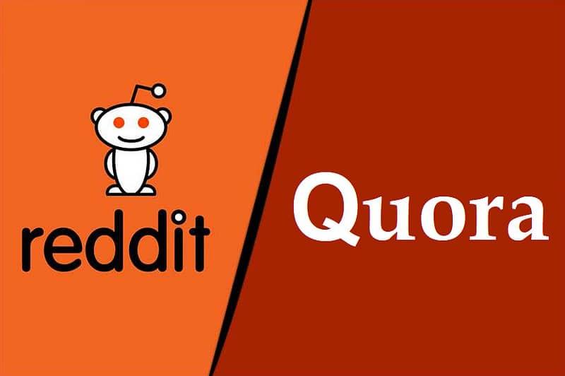 quora and reddit hacks 2019