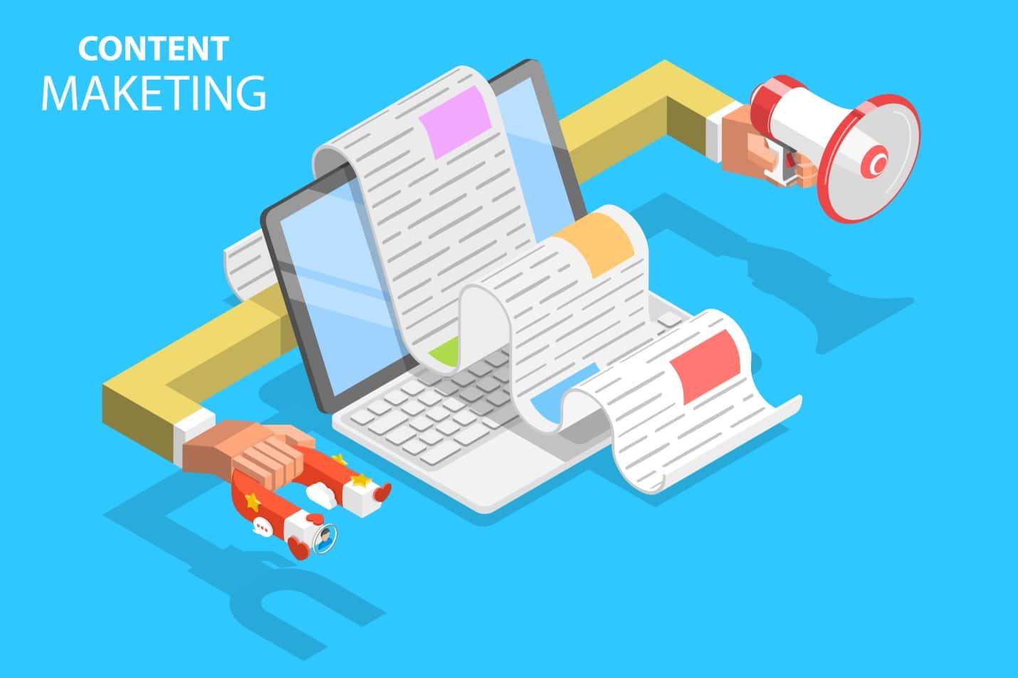 Lead Generation Through Content Marketing 2019