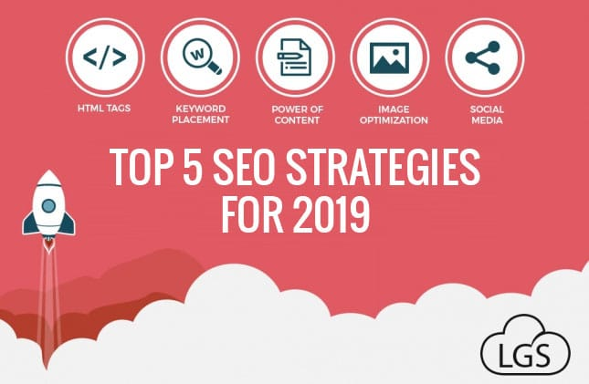 latest seo strategies 2019