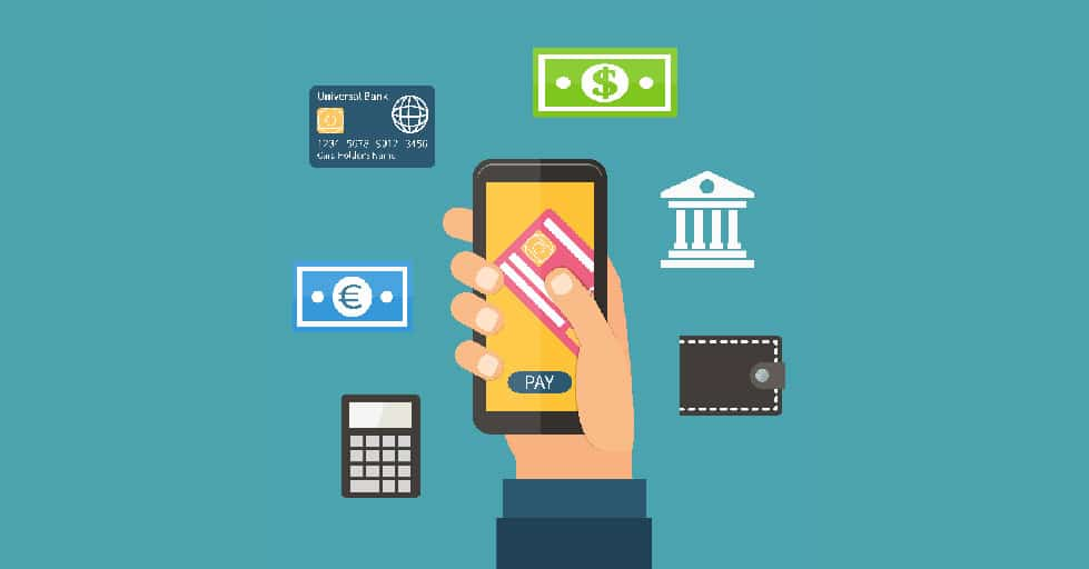 increase in revenue for online wallet companies