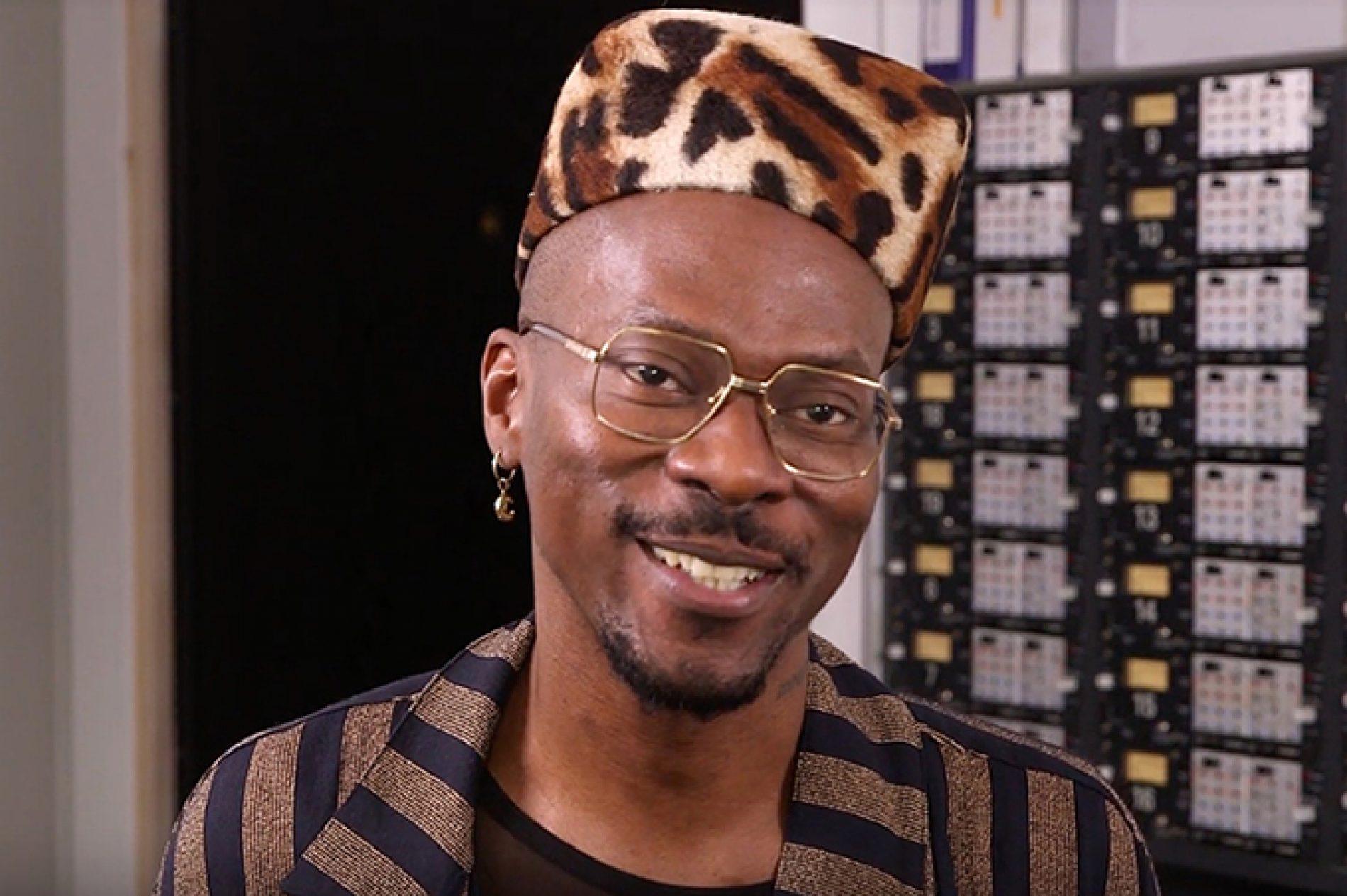 Pierre Kwenders à la  rencontre des musiques du monde en Haïti