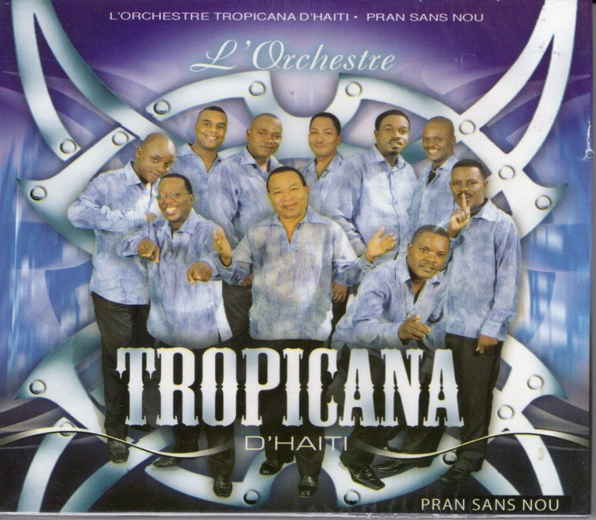 Grandir avec les musiques de l'Orchestre Tropicana d'Haïti