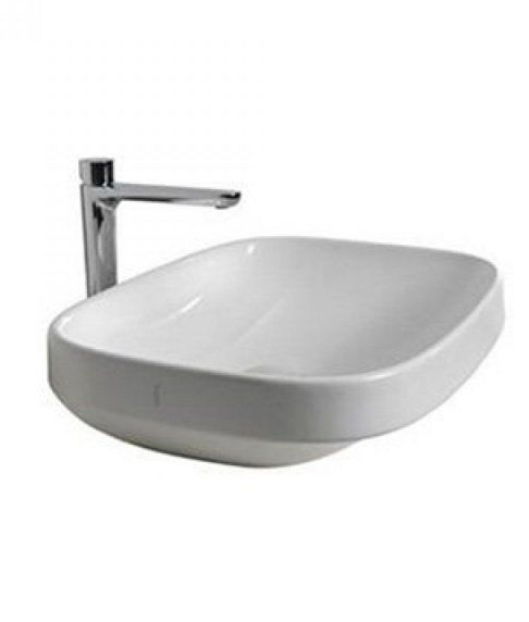 Surface mounted wash basins