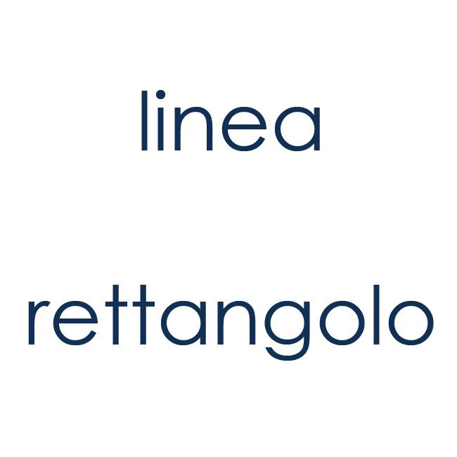 Linea Rettangolo