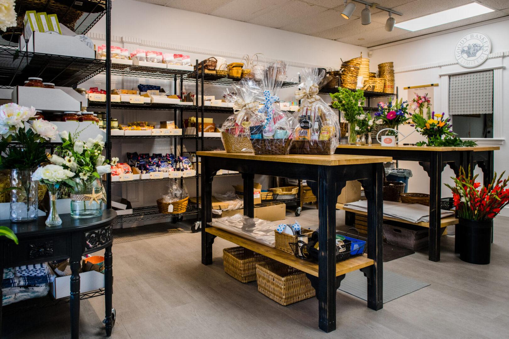 Retail renovations