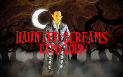 Haunted Screams Expo 2019
