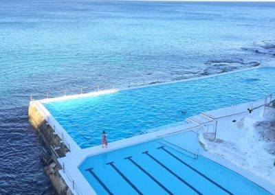 infinite pool finishes