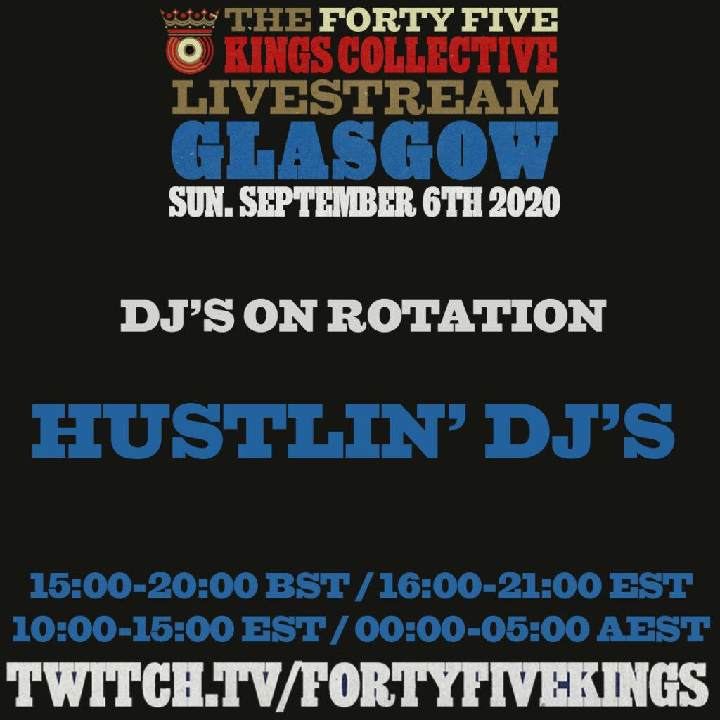 1.Hustlin' DJ's