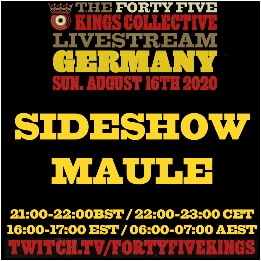 11. Sideshow Maule b