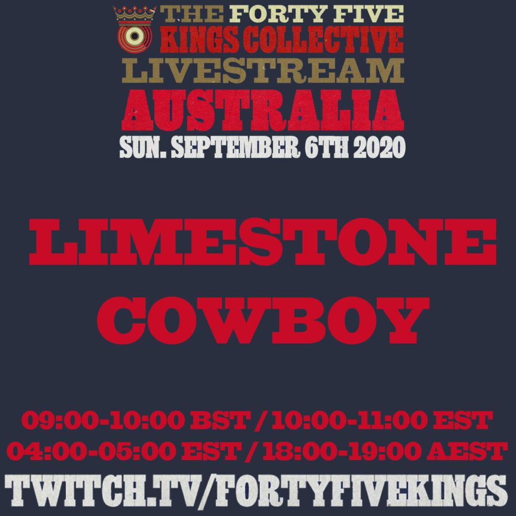 3. Limestone Cowboy