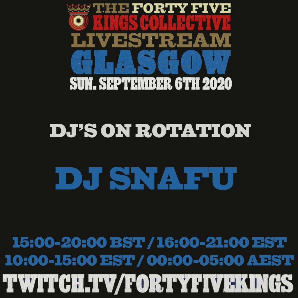 3.DJ Snafu