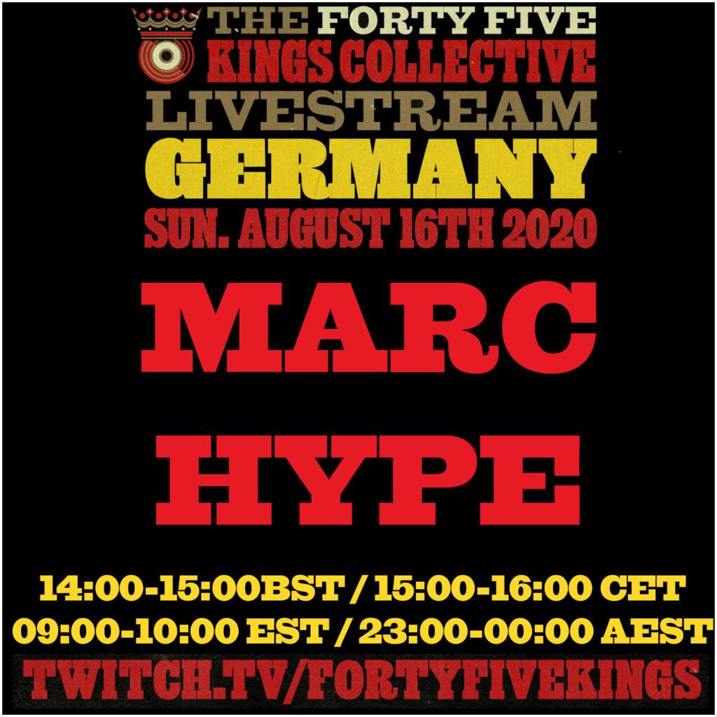4. Marc Hype b