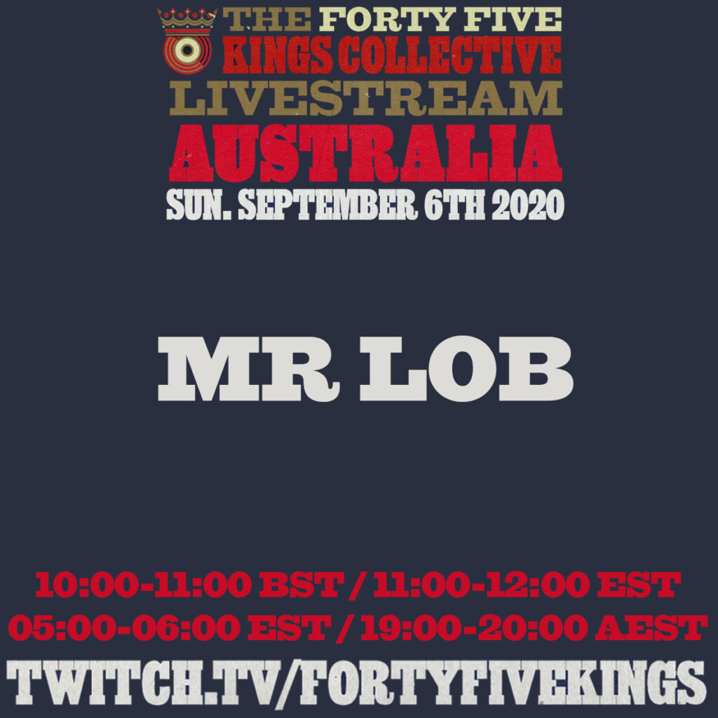 4. Mr Lob