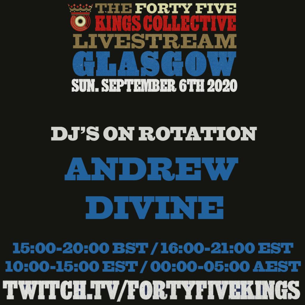 4.Andrew Divine