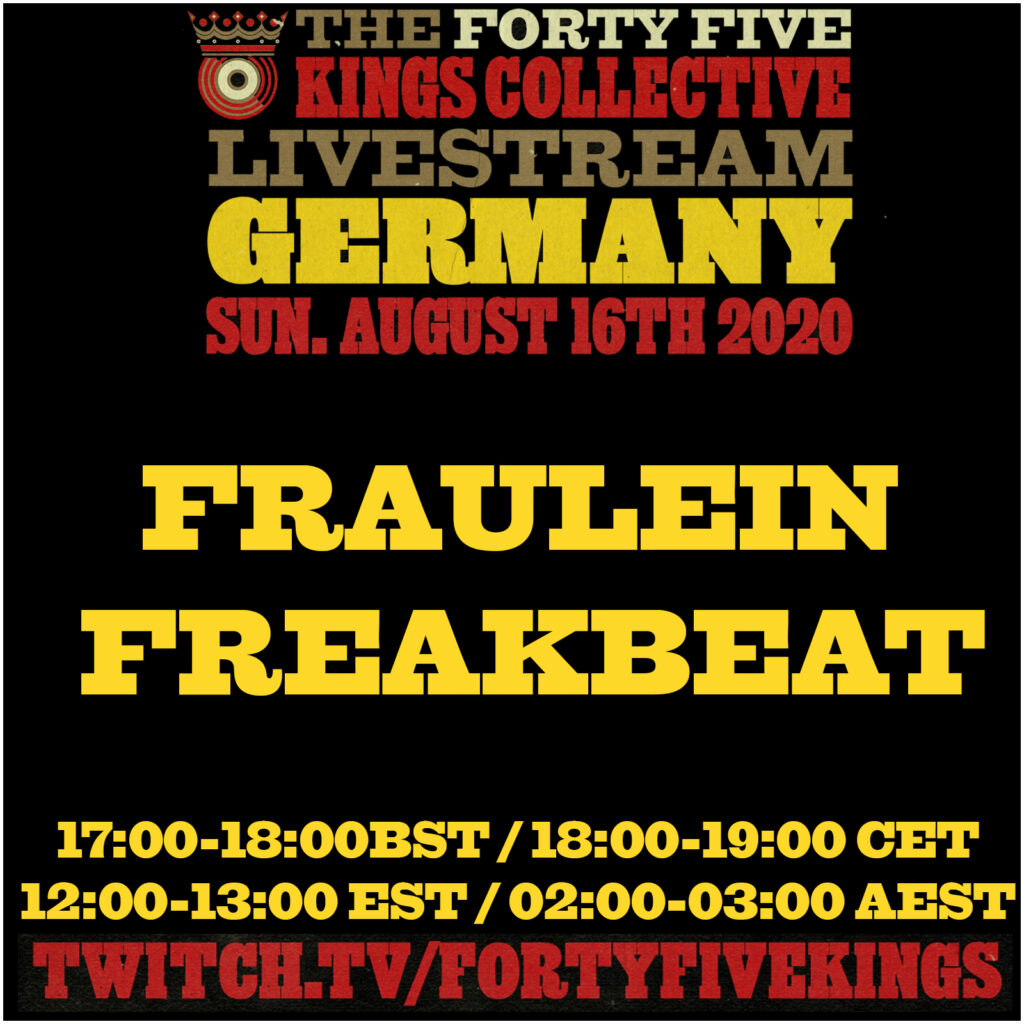 7. Fraulein Freakbeat b