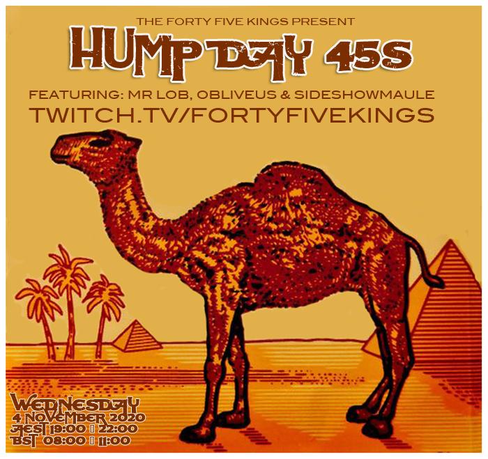 Hump-Day-45s