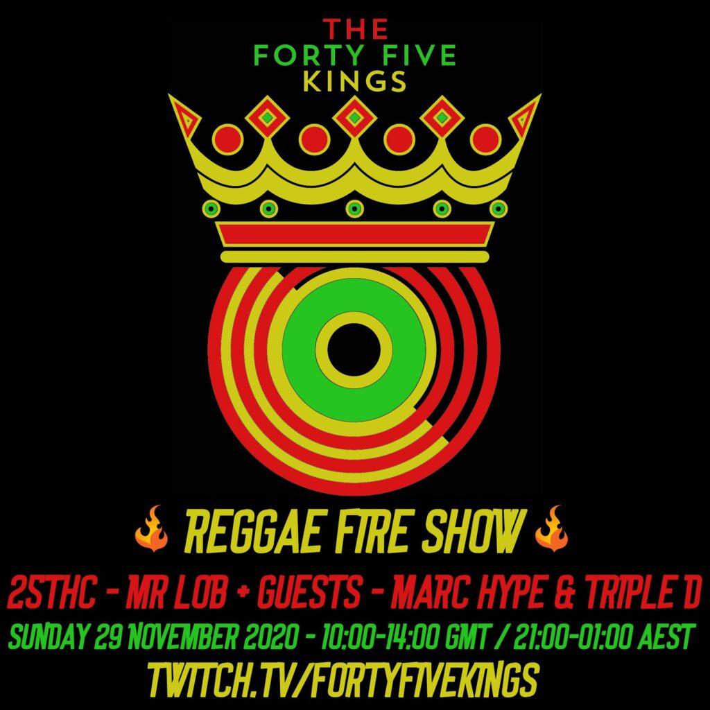 ReggaeFire29Nov